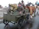 Празднование «Дня внутренних войск» на историко – культурном комплексе «Линия Сталина»
